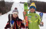 Elena Steigleder und Sophie Jahn triumphieren.